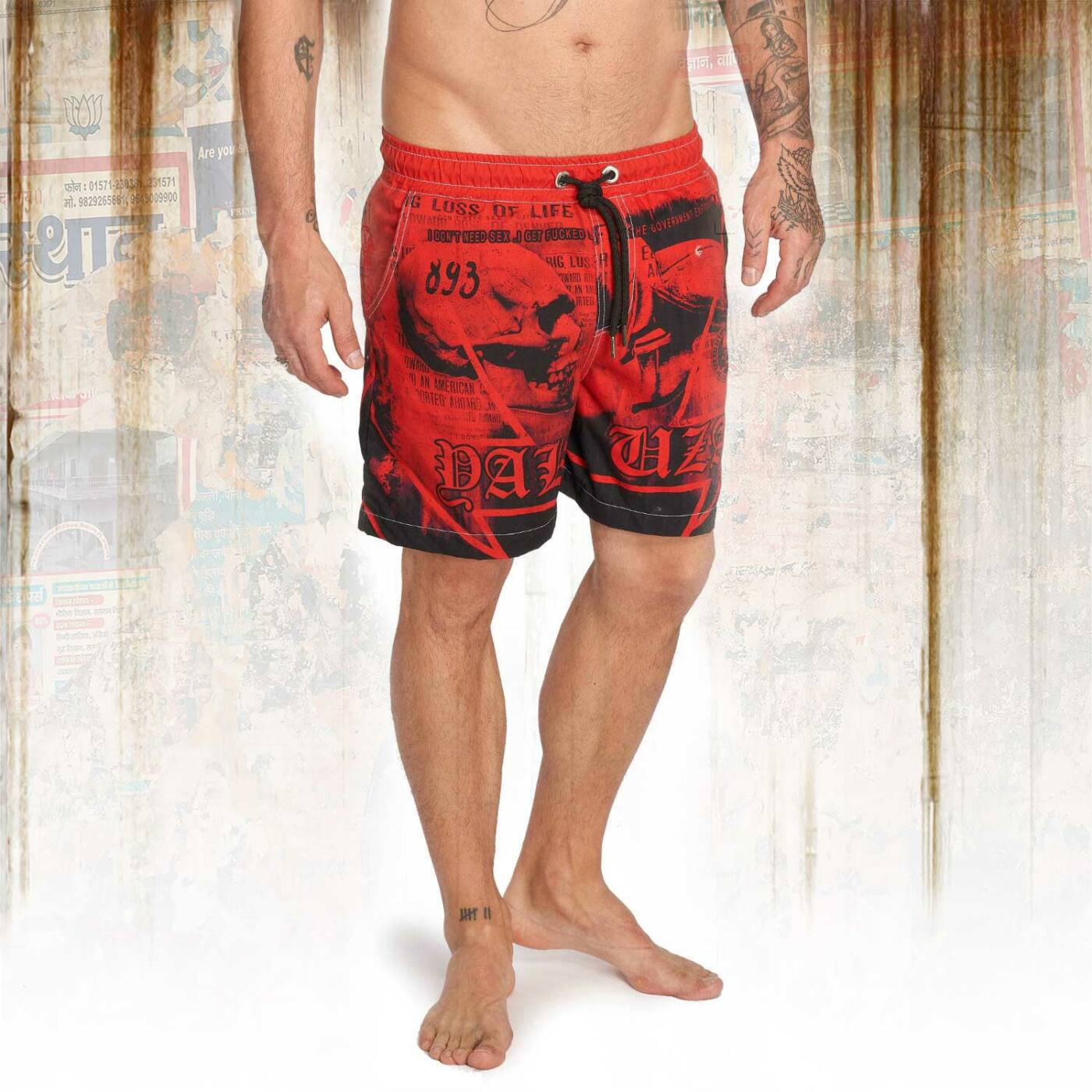 TROJAN SWIM SHORTS - Swimshorts 9ce9f0b5cf
