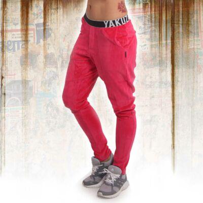 """Active S§F Sport Line"" Női Rózsavörös Melegítő nadrág"