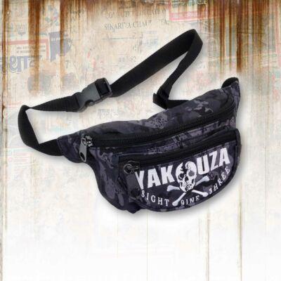 """""""893 Yakuza"""" Fekete Övtáska"""