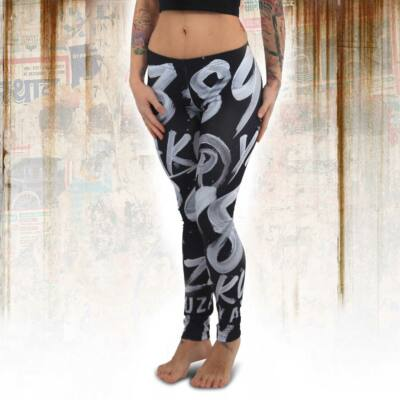 Feliratos Leggings