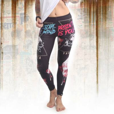 """Escape"" Leggings"