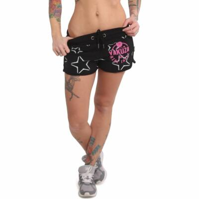 893Starlet Sweat Shorts, fekete